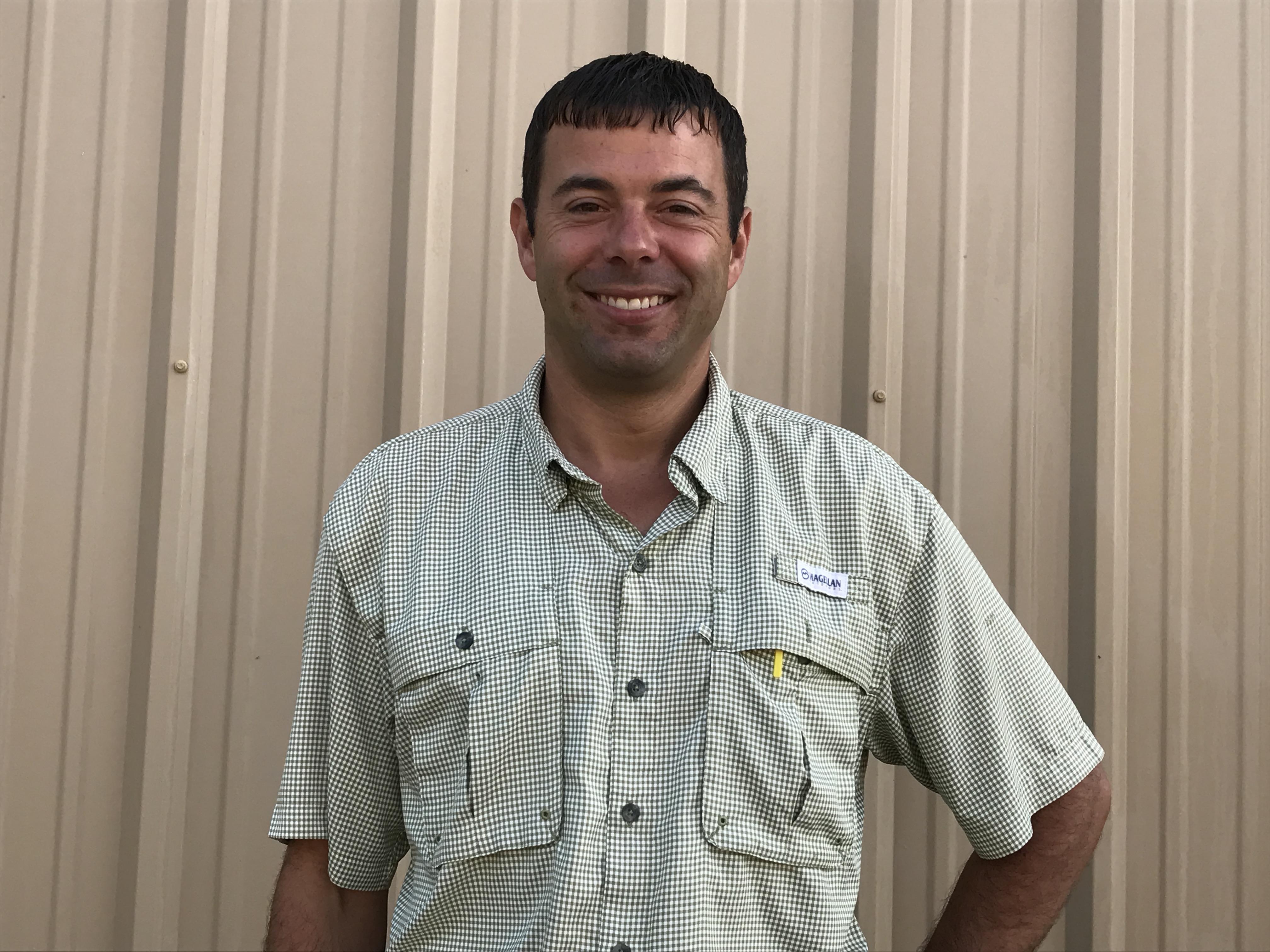 Gabe Johnson Service Manager Rick's RV Sales