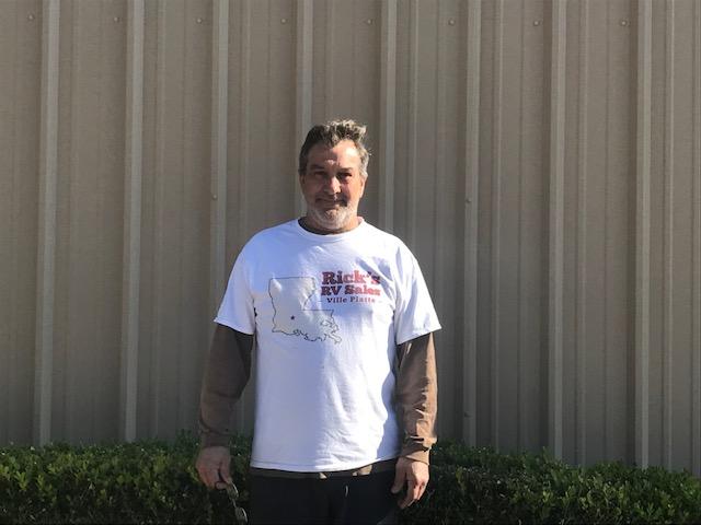 Service Technician Greg West